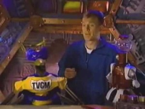 """Turkey Volume Guessing Man"" in MST3k episode ""Riding With Death"""